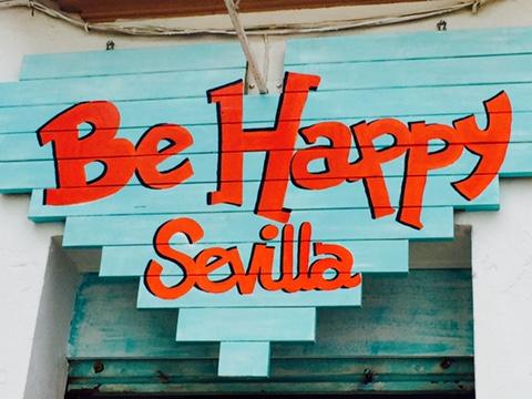 Kreet bij blog Sevilla